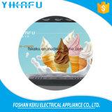 販売のための卸売価格3の味の床のタイプ商業アイスクリーム機械