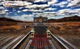 Parque Infantil Mini comboio clássico de energia de combustão 63 lugares movidos por motores diesel