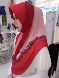 Praia de qualidade superior cobertores macios lenço de Caxemira Square Plaid Mulheres Xale Cachecóis Hijab