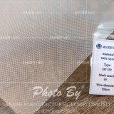 La malla del filtro de red de nylon