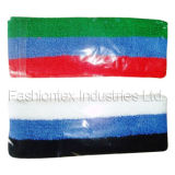 Promotion Hot Sell Sports Coton Terry Headband