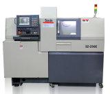 Procesamiento de metales mini máquina de torno CNC de cabezal deslizante
