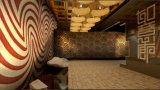 3D de panneaux muraux décoratifs Accueil mobilier décoratif