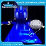 indicatore luminoso subacqueo della piscina riempito resina fissata al muro di 18W LED