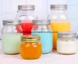 Glasglas, Nahrungsmittelglas für Küchenbedarf-Speicher