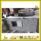 Het Witte Graniet van de Nevel van China/Witte Countertop van het Graniet van de Golf voor Keuken
