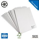 Оптовая торговля переработанных дешевые белый 1мм-2.5мм Duplex платы назад серого цвета