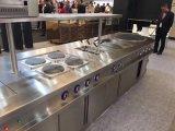 Personalizado de acero inoxidable Equipos de Cocina/ isla de cocina personalizados