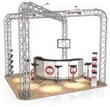 Affichage de la vis en aluminium Truss Fashion Show équipement de scène piste Truss