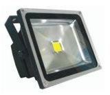 Alto brillo 20W 50W exterior impermeable IP66 COB proyector LED