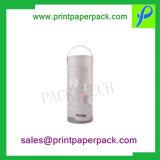 De douane Afgedrukte Cilinder Gevormde Vakjes van het Document, het Verpakkende Vakje van de Buis