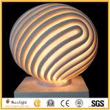 Популярные дизайн скульптура из песчаника с помощью светодиодного освещения