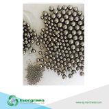 Las bolas de la válvula de carburo de tungsteno Yg6/Yg8