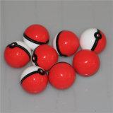 Forma de bola de cera silicona contenedor Siliconw Jar de almacenamiento de aceite de silicona de buena calidad a bajo precio