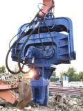 строительная техника Вибрационный дорожный куча вождения для экскаваторов
