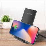 Schnelle drahtlose Aufladeeinheit für intelligentes Telefon, Qi-schnelle Ladung-drahtloser Aufladeeinheits-Standplatz für Samsung
