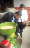 小さい世帯の米の製粉機の機械装置