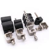 A través de cable de alta calidad tipo colgante