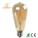 Lampadina bianca lunga della candela della coda LED per il lampadario a bracci a cristallo