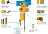 Gantry Craneのための5t Txk M Series Double Speed Electric Chain Hoist