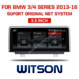 """Grande automobile DVD dello schermo di Witson 8.8 """" BMW per BMW 3 serie F30/F31/F34 (2013-2016) di /4"""