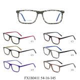Acetaat Eyewear van de Voorraad van het Frame van de Oogglazen van beelden de Optische In het groot Klaar (FX180411)