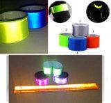 Пользовательские Wholesales поощрения Reflex лодыжки рычага диапазонов стопорное/ Пощечина светоотражающие устройства обвязки сеткой бить полосы частот для горячеканальных систем