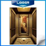 Ascenseur européen de passager de peinture à l'huile