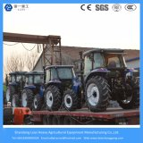 4륜 구동 125HP Weichai Deutz 엔진 농업 또는 정원 또는 조밀하거나 소형 또는 작은 또는 잔디밭 트랙터 제조자