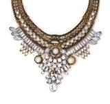 Halsband van het Kristal van de fabriek de In het groot Uitstekende Retro
