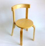 安い価格(M-X3048)の純木の子供の椅子
