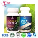新しい細くの製品Acaiの果実の極度な細くの製品の丸薬