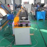 機械を形作る天井Tの格子ライトキールロール