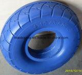 工場価格固体PUの泡のトロリー車輪