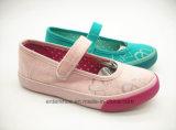 新しいデザイン美しい女の子の平らなダンスの靴(ET-OW160177K)