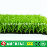 (SGS) Erba artificiale del tappeto erboso sintetico di calcio di paesaggio del giardino