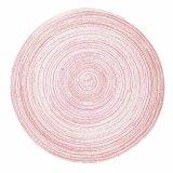 Weiches Polyester 100% gesponnene Platz-Matte für Tischplatte