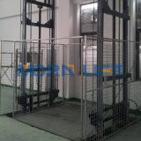 Склад вертикальный гидравлический подъем грузов подъема груза