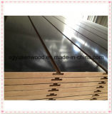 4 '* 8' 11 ranuras de la exhibición baratos MDF / Show Board / Slatwall Paneles para la tienda