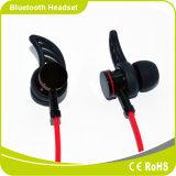 Moda Bluetooth Estéreo Baixo de potência Cancelamento de ruído na mão da orelha sem fio Microfone Fitness Running Headset