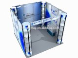 Cabine portative d'exposition de constructeur de salon (LT-ZH003R)