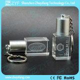 Azionamento a cristallo dell'istantaneo del USB di disegno di Keychain del profumo con il marchio (ZYF1522)