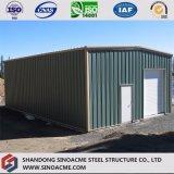 Vorfabrizierter Portalrahmen-Stahlgebäude für Lager von Sinoacme