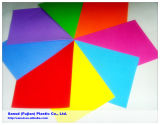 Горячий лист цвета ЕВА сбывания с различными видами размера