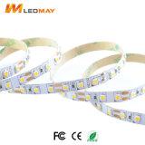 高い明るさSMD3528 96LEDs/m適用範囲が広いLEDのストリップ