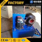Neue Produkte Dx68 einfach, hydraulischer Hochdruckschlauch-quetschverbindenmaschine für Verkauf zu benützen
