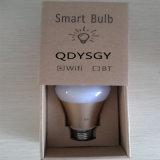 7W WiFi Smart RGBW светодиодная лампа освещения в алюминиевом корпусе