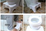 Salle de bain Tabouret de pieds Plastic Squatty Potty Toilet Squat Stool