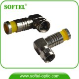 Коаксиальные разъемы обжатия кабеля Rg59/RG6