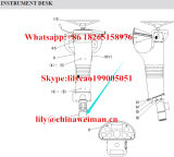 Il sistema dello scrittorio di Nstrument del caricatore di Sdlg LG956L parte il meccanismo di comando dello sterzo Bzz6-800 4120001805
